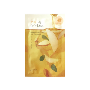 Quince Infused Water Mild Sheet Mask