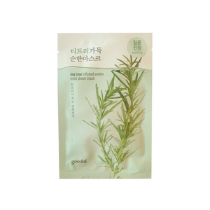 Tea Tree Infused Water Mild Sheet Mask
