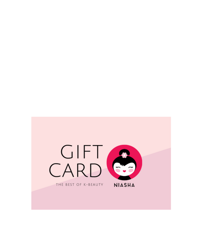 Gift Card - The Best of K Beauty
