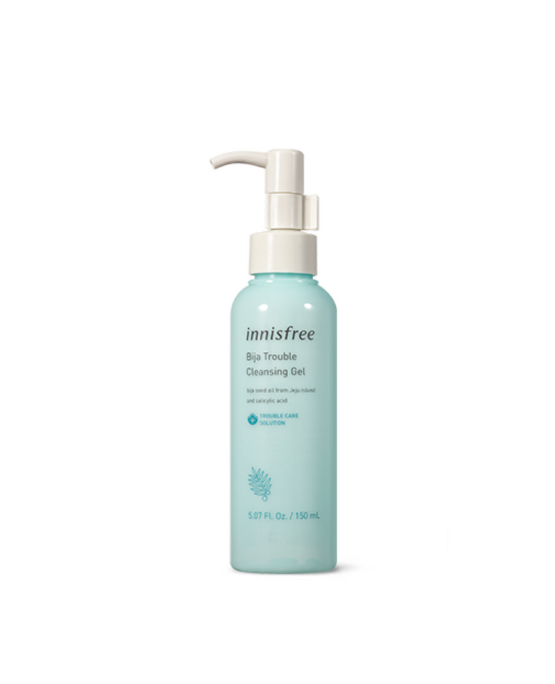 INNISFREE Bija Trouble Cleansing Gel Switzerland