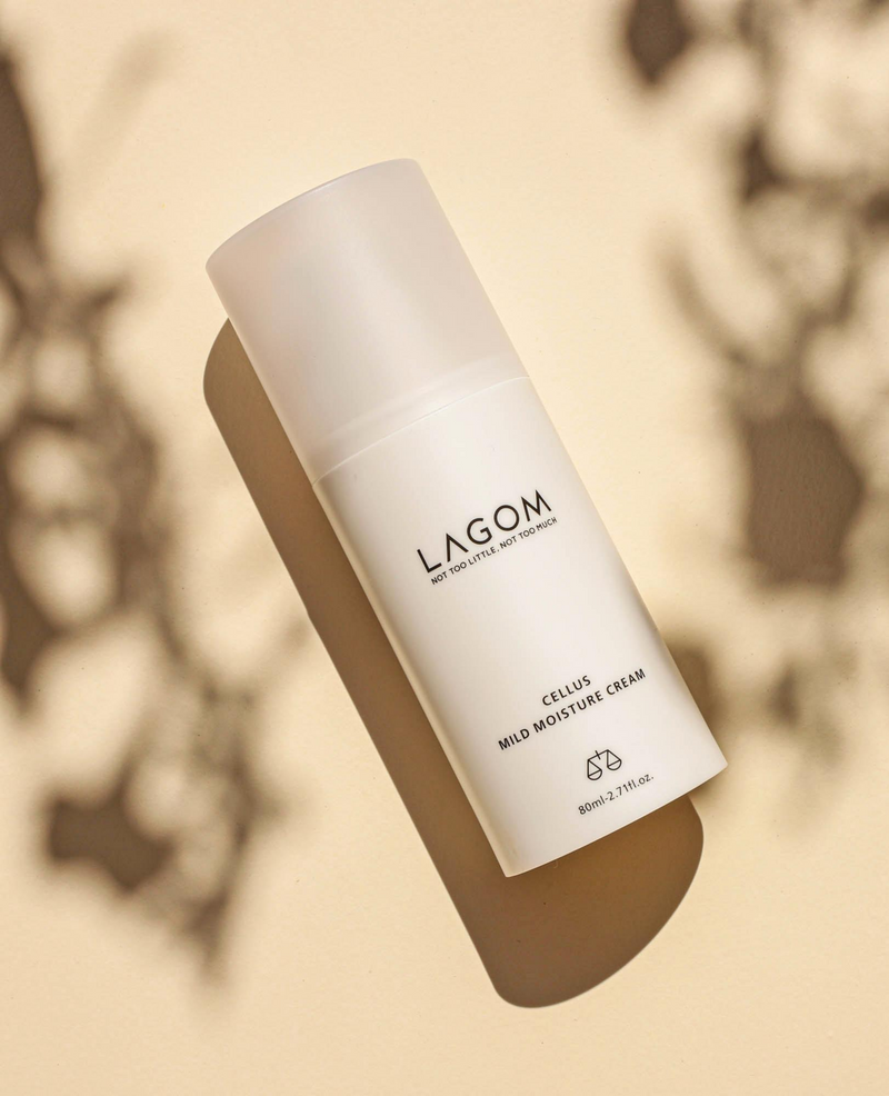 LAGOM CELLUS Mild Moisture Cream Switzerland_Niasha picture