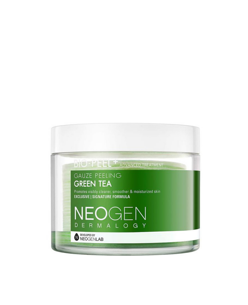 NEOGEN Bio-Peel Gauze Peeling Green Tea 200ml/ Pads 30ea Switzerland