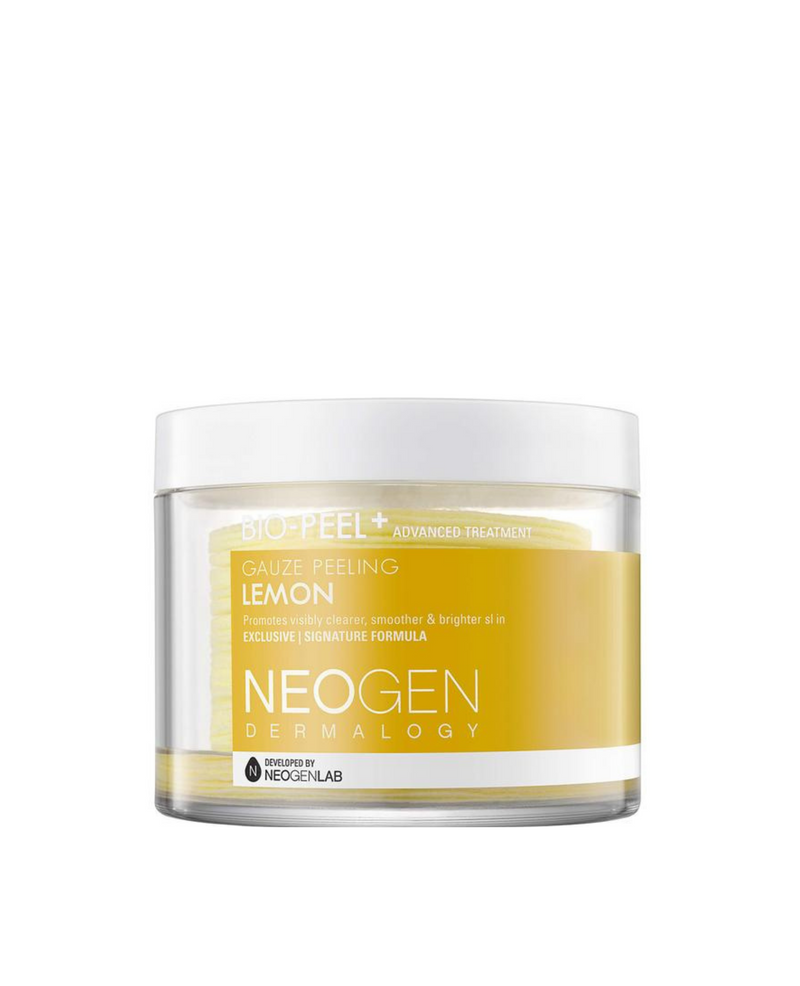 NEOGEN Bio-Peel Gauze Peeling Lemon 200 ml/ 30 Pads Switzerland