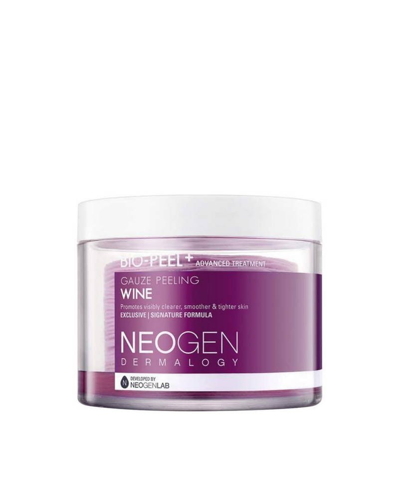NEOGEN Bio-Peel Gauze Peeling Wine 200ml/ Pads 30ea Switzerland