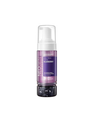 Real Fresh Foam Cleanser - Blueberry