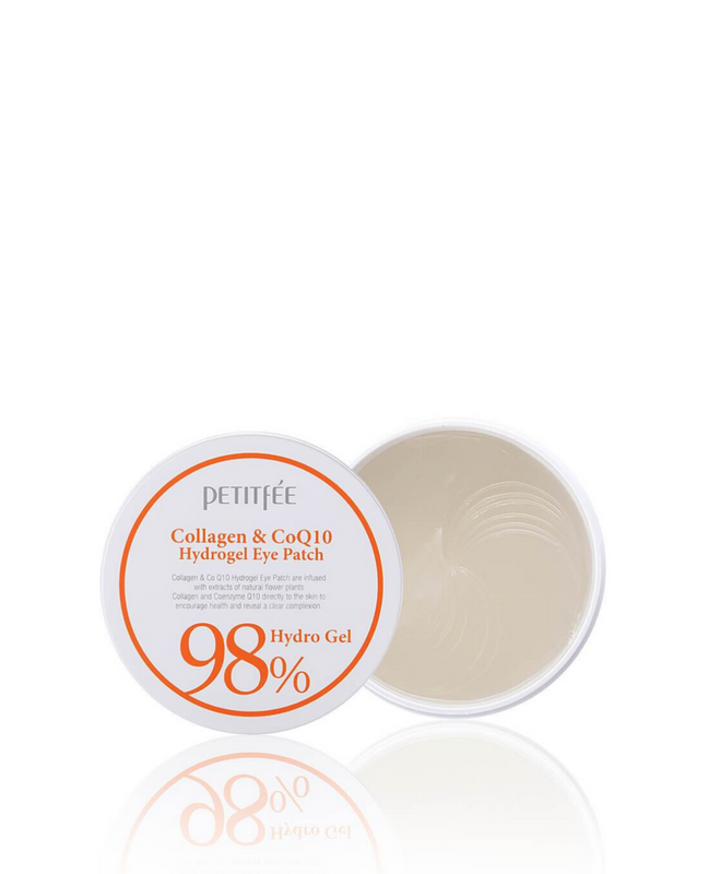 Collagen & CoQ10 Hydrogel Eye Patch