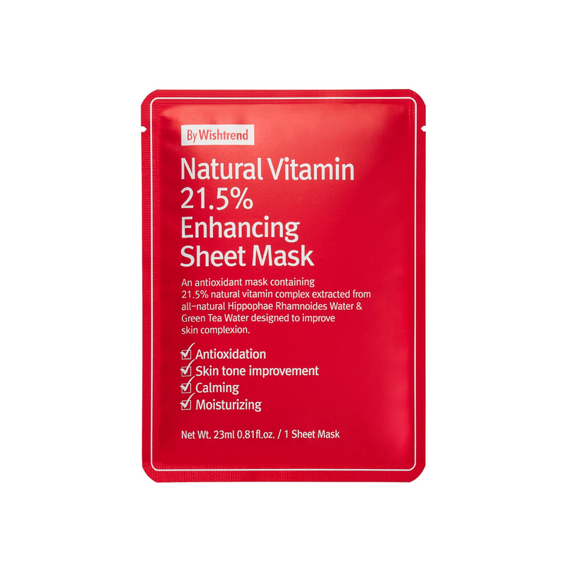 C20 Natural Vitamin 21.5 Enhancing Mask
