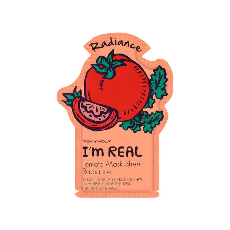 TONYMOLY I'm Real TOMATO Mask Sheet Switzerland