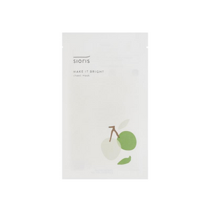 SIORIS Make it Bright Sheet Mask 25 ml
