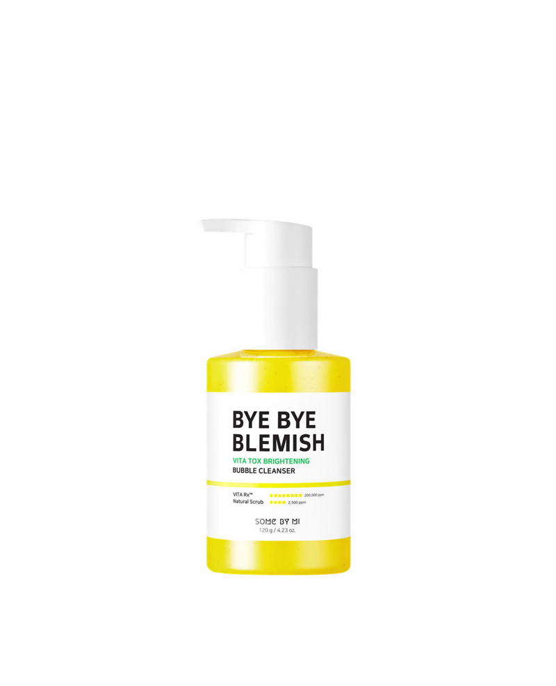SOME BY MI Bye Bye Blemish Vita Tox Brightening Bubble Cleanser Switzerland