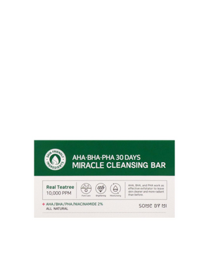 AHA.BHA.PHA 30 Days Miracle Cleansing Bar