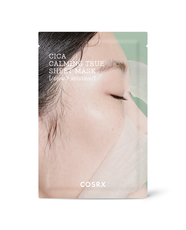Cica Calming True Sheet Mask