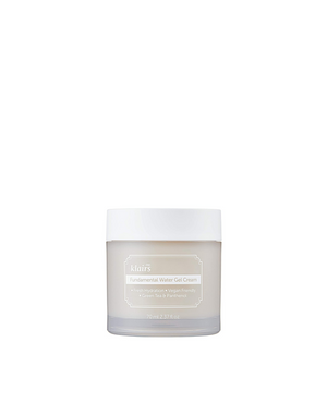 Fundamental Water Gel Cream