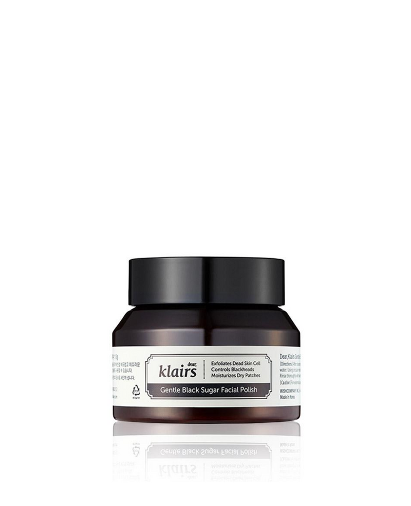 [dear,KLAIRS] Gentle Black Sugar Facial Polish Switzerland