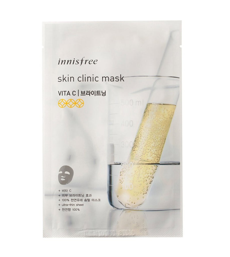 Innisfree - Skin Clinic Mask - Vita C