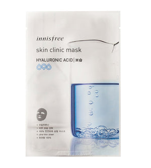 Innisfree - Skin Clinic Mask - Hyaluronic Acid