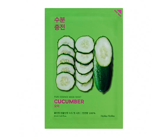Pure Essence Mask Sheet - Cucumber