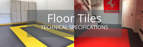 Floor Tiles Technical Specifications Garageflex
