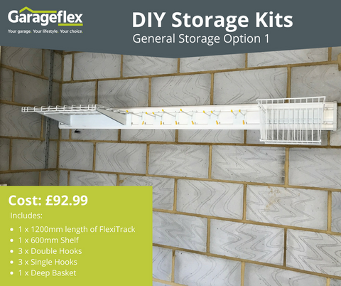 DIY Storage Kits General Storage Option 1