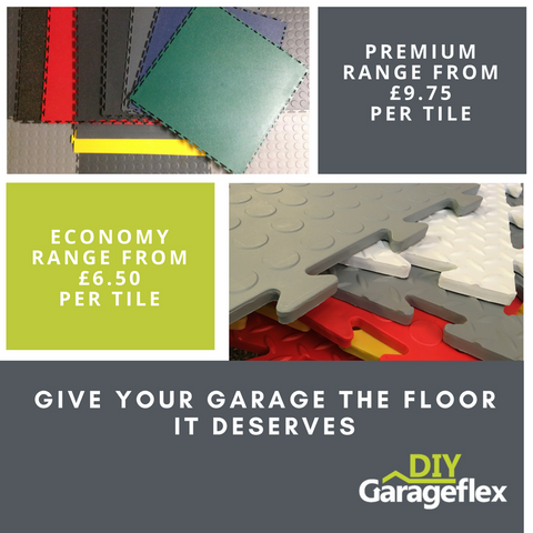 Give your garage the floor it deserves