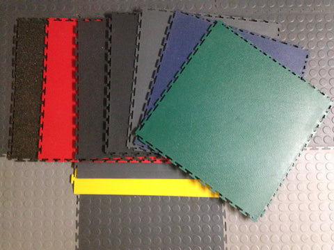 Garageflex DIY Premium Range of Floor Tiles