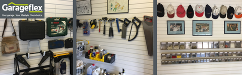 West Sussex DIY Installation of Garageflex products February 2017