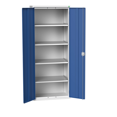 Tall storage cabinet for your garage floor mounted garageflex