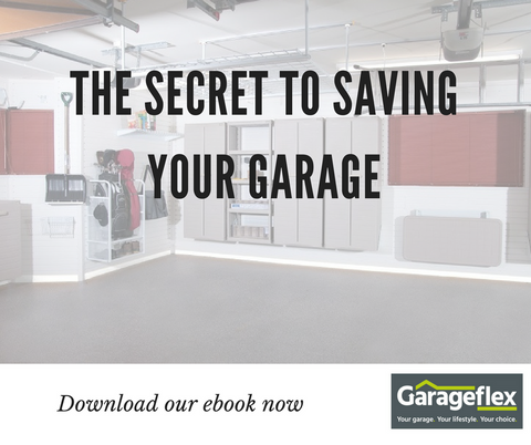 The Secret to Saving your Garage - free e-book from Garageflex