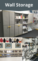 DIY Garageflex Wall Storage Solutions garage