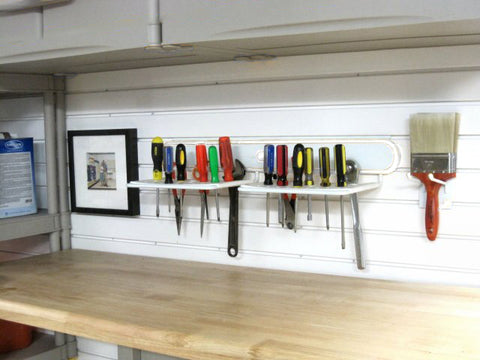 Hand tool storage by DIY Garageflex