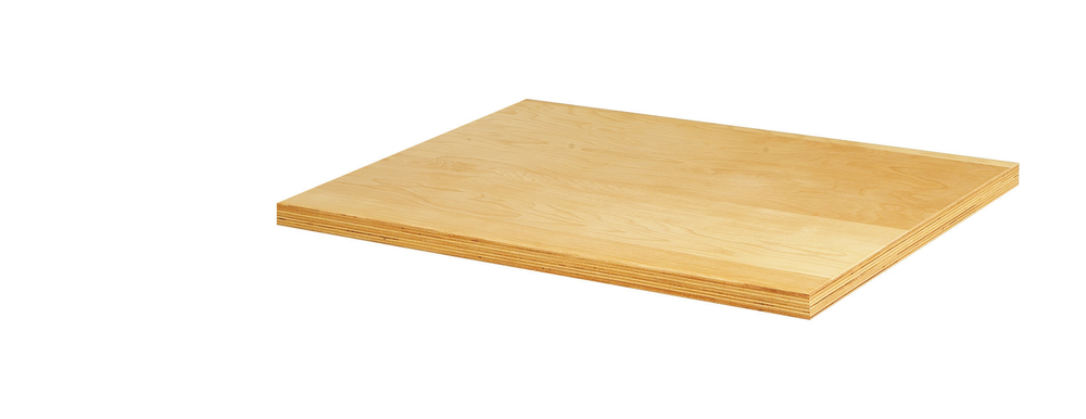 MPX Beech Worktop - for use with FX0002 Metal Base Cabinet