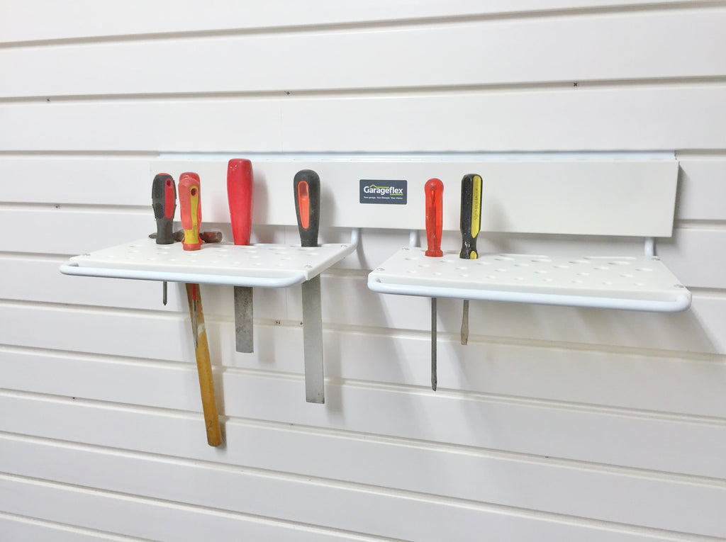 Multi-Tool Holder for your Garage Wall Storage -by Garageflex