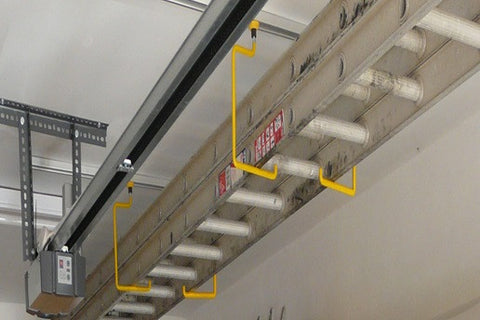 Garageflex Ceiling Ladder Storage Kit