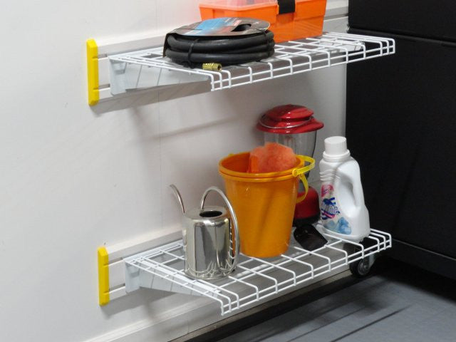 Medium Wall Mounted Shelf for your garage wall