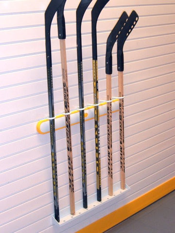 FX2000 Stick Rack - ideal for hockey sticks, lacrosse, fishing rods or umbrellas