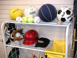 Easily store your sports equipment with the Garageflex Hobby/Sports Centre