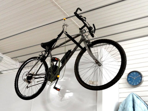 Single Point Hoist for storing items on your ceiling