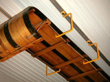 Garage Ceiling Storage Hooks and Brackets by Garageflex