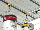 The FX9002 Ring Hanger Hook is a hook that you can mount on your garage ceiling.