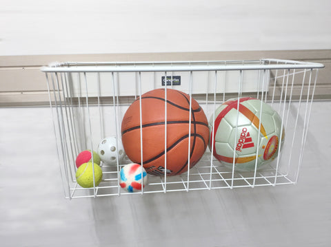 Garageflex Large Basket with FlexiTrack