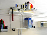 Garageflex Tool Storage for your garage wall