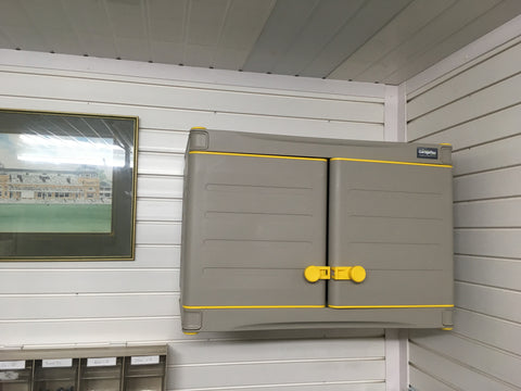 Garageflex Mini Wall Cabinet for your fitted garage