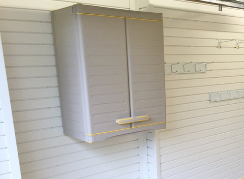 Garageflex Wall Cabinet for your garage wall