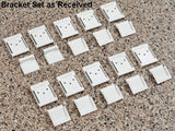 LKSLTE Locking Bracket - 10 Pcs