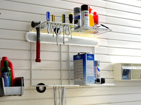 Garageflex Handyman Rack for Tool Storage in your Garage