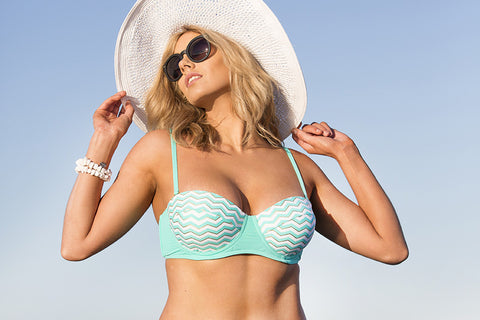 The Skye - Balconette Bikini