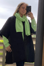 Load image into Gallery viewer, Apple Green Zoe Long sleeve Round Neck