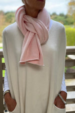 Load image into Gallery viewer, Pale Pink Scarf