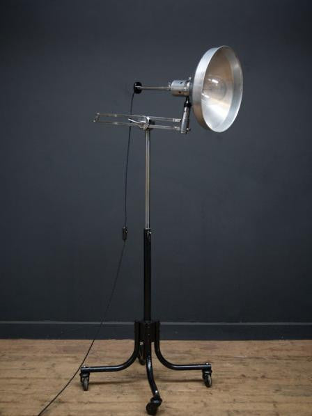 Plucknetts Medical floor Lamp