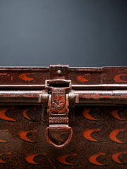 Tin Travelling Trunk